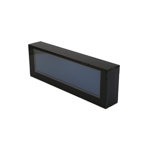Image 5 - Pantalla de espectro de música OLED para coche, amplificador de Medidor de VU con Control de voz, micrófono, 8 tiempos de efectos de visualización, 3,12