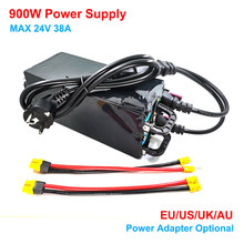24V 900W MAX 38A Power Adapter Power Unit For ISDT Q8 MAX P20 K2 Smart Balance Charger Power Supply With XT60 Output