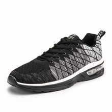 Men Sneakers Breathable Casual Shoes No-slip Comfortable Running Shoes