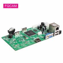 32 канала h265 + 5 Мп nvr pcb модуль распознавания лица детектор