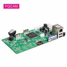32ch h.265 + 5mp nvr módulo pcb rosto detecção de movimento onvif xmeye rede gravador de vídeo placa mãe para 4mp câmera ip 5mp