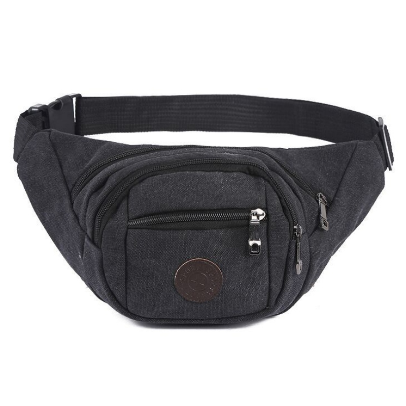 Men Women Waist Bags Sports Fanny Pack Running Hip Bum Bag Waist Packs Chest Phone Pouch For Traveling Casual Hiking Cycling