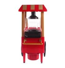 Retro American Household Air Popcorn Machine Mini