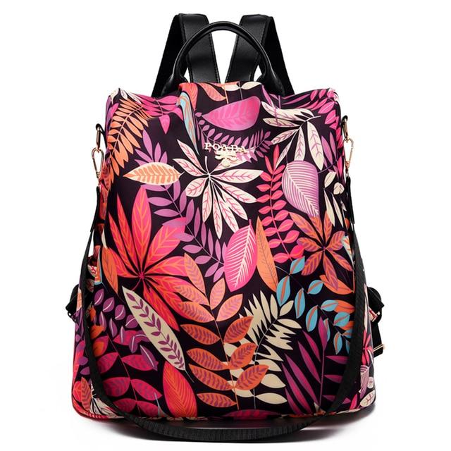 Женские дорожные рюкзаки