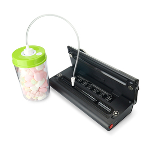 Image 5 - LAIMENG High Quality Plastic Vacuum Sealer Canister Large Capacity 2200ml Vacuum Container For Marinating S170