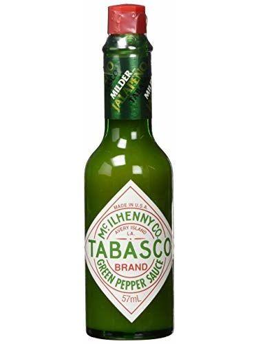 Tabasco Lieve 57ml Pepe Verde