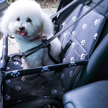 Auto Pet Travel Cover Opvouwbare Hangmat Tas Waterdicht Mand Draagtas Voor Hond Veiligheid Reizen Pet Goederen