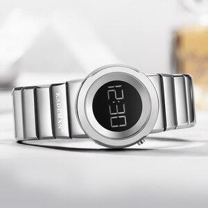 Image 2 - 2020 Kademan Mode Vrouwen Luxe Rvs Quartz Horloges Dames Business Horloge Japanse Quartz Relogio Feminino