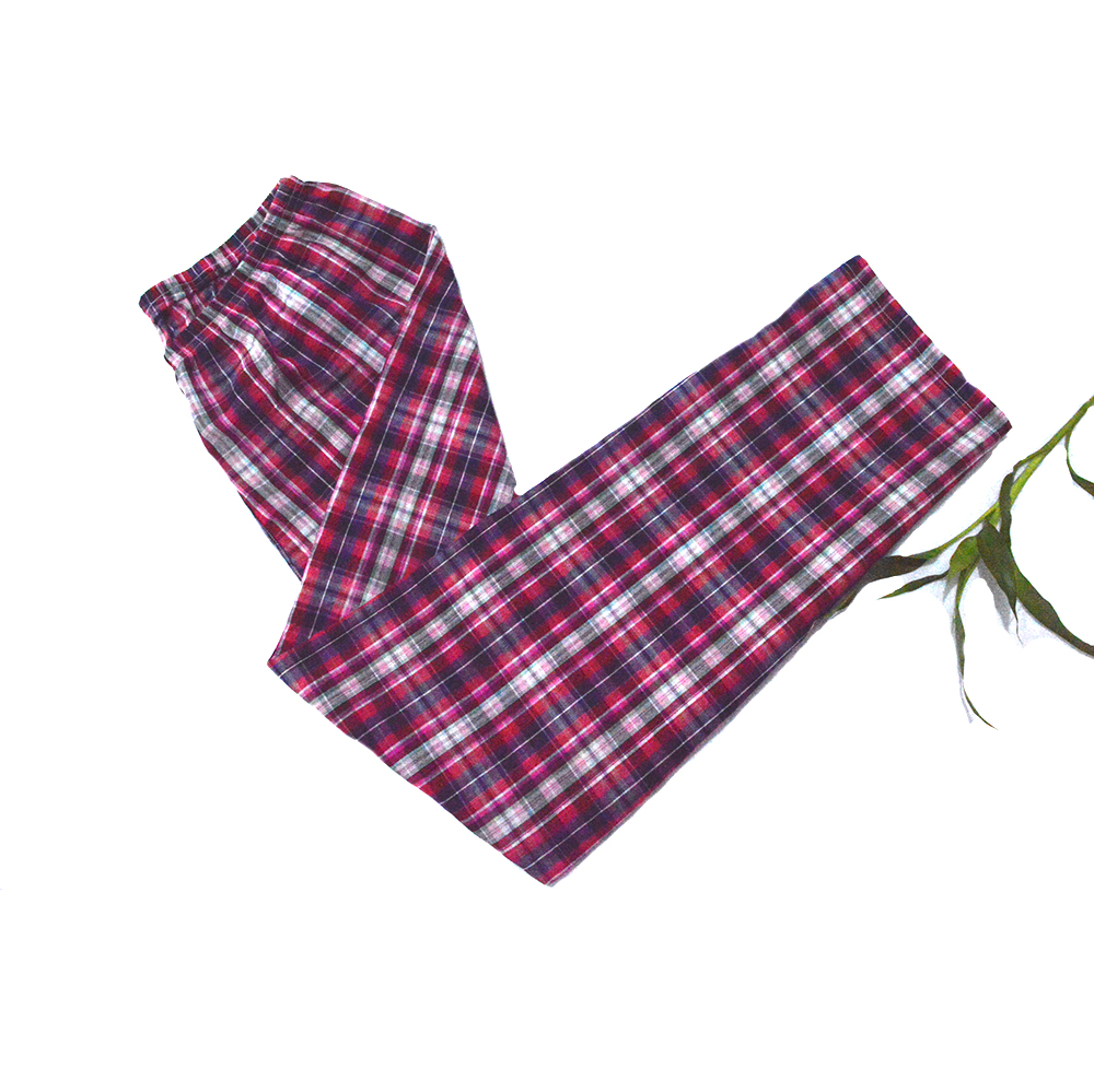 Cheap! Soft Comfort Women Full-length Cotton Sleep Pants Lounge At Home Pants Women Spring Summer Cotton Pajamas Sleep Bottoms