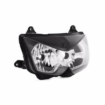 Replacement Head Light Headlamp Assembly for Kawasaki Ninja250R/EX250 2008-2012