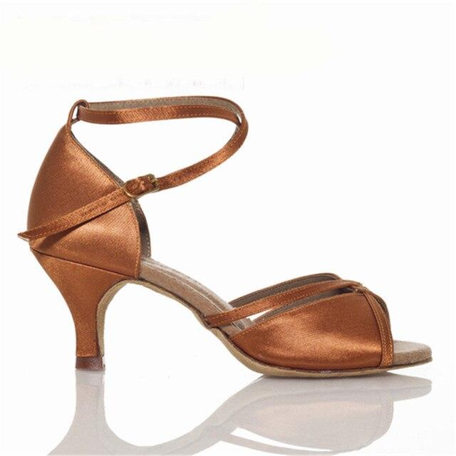 Brown 6cm heel