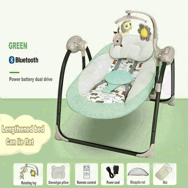 Bluetooth green