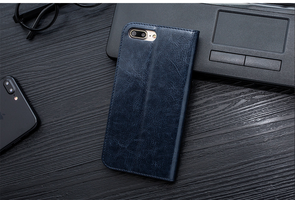H831a24ac27084c6ea494a50045694f6bM Musubo Genuine Leather Flip Case For iPhone 8 Plus 7 Plus Luxury Wallet Fitted Cover For iPhone X 6 6s 5 5s SE Cases Coque capa