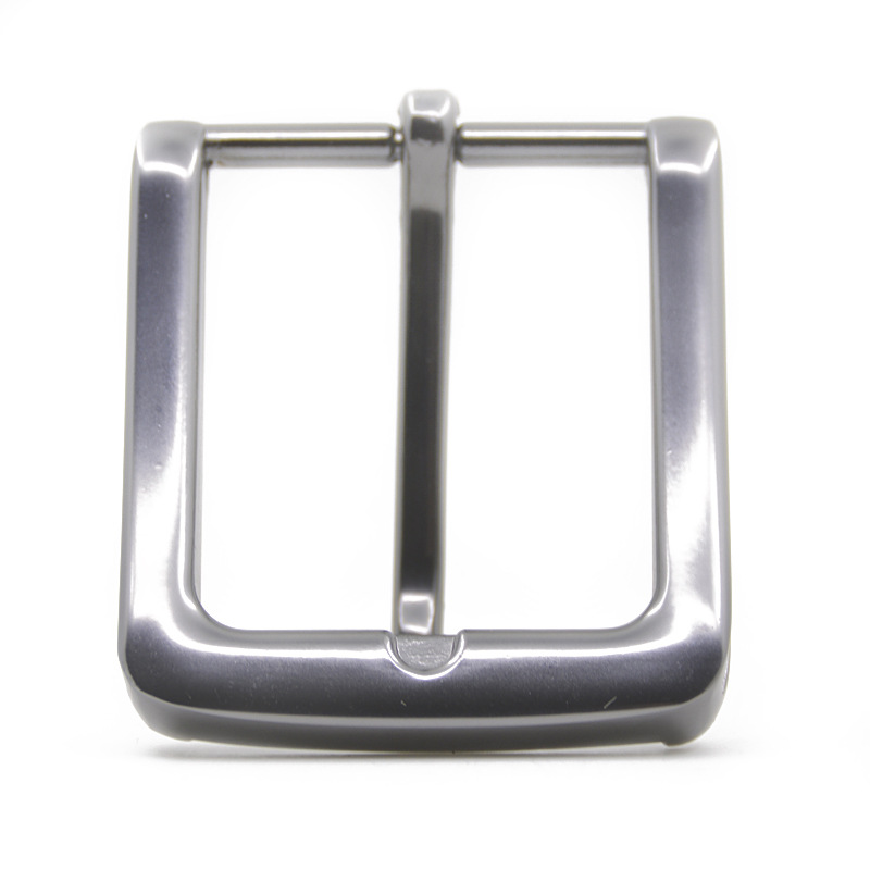 High Quality 35mm Metal Pin Buckle 2020 Fashion Waistband Buckles Belt DIY Replacement Leather Craft Silver Buckle Accessories