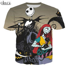 Футболка hx «Кошмар перед Рождеством» для мужчин и женщин футболка