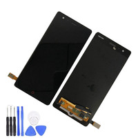 5.5 original Display For ZTE Nubia Z17 lite NX591J LCD Display+Touch screen digitizer replacement For Nubia NX591J Repair kit