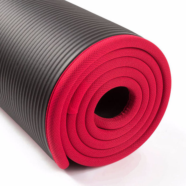 Extra Thick Non-slip Yoga Mat 3