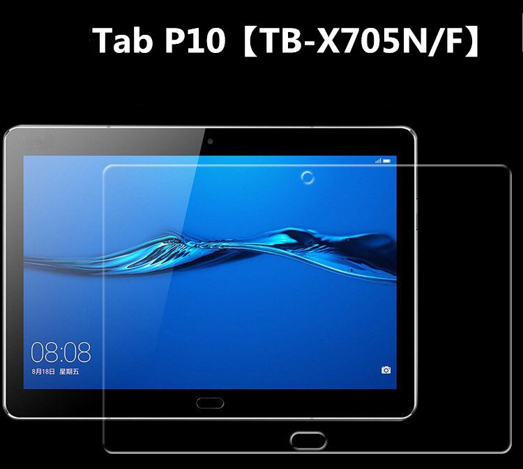 High Clear Glossy Screen Protector Film For Lenovo Tab P10 M10 E10 TB-X605F TB-X705F TB-X104F 10.1  Screen