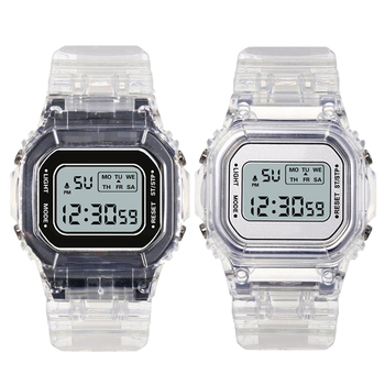 Men Women Digital Led Sport Watch Casual Silicone Watches Wristwatch Bracelet Relogio Masculino Male Clock Female reloj hombre