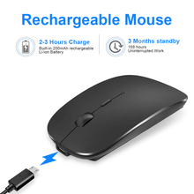 Rechargeable Computer Bluetooth Mouse