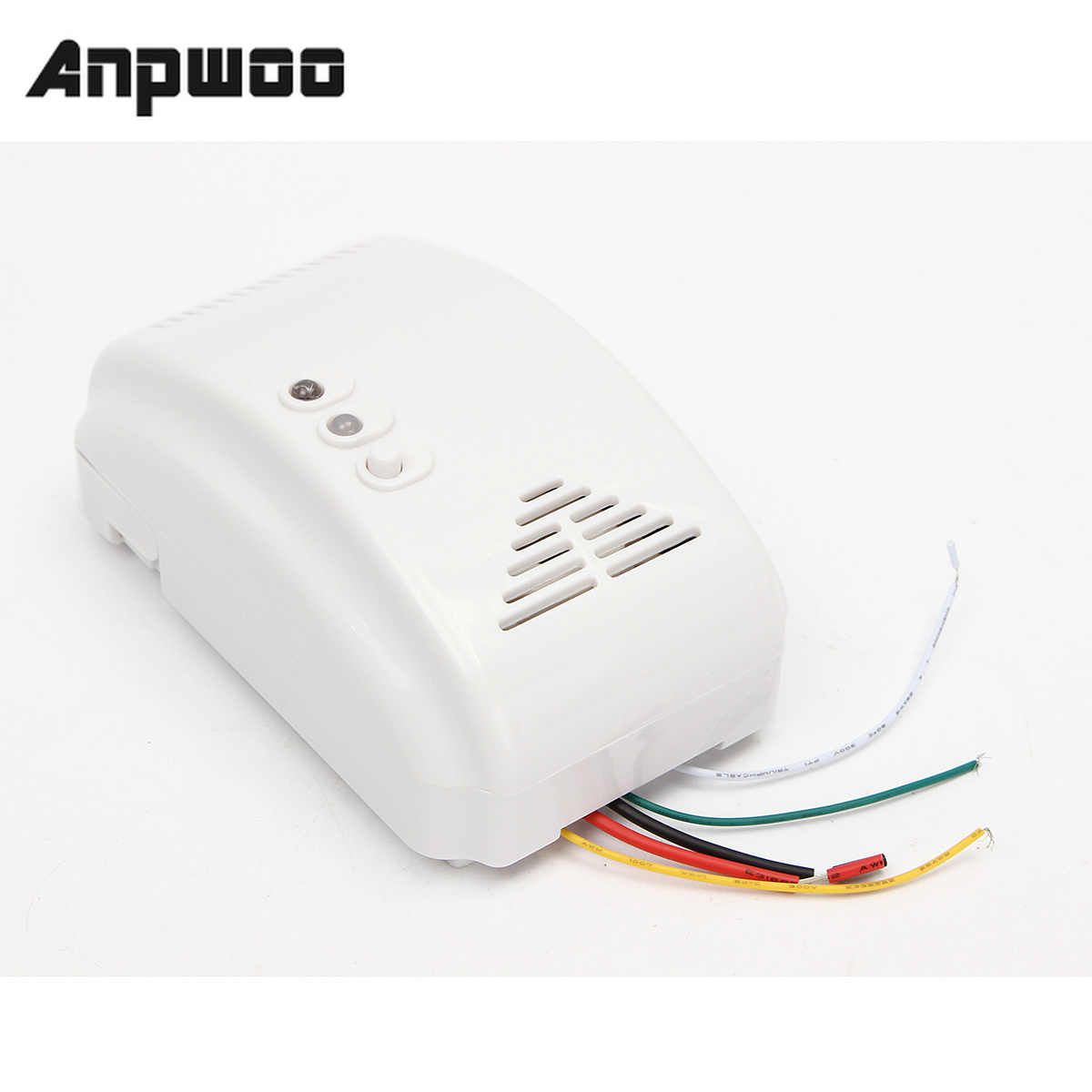 12V Gas Detector Sensor Alarm Propane Butane LPG Natural Motor Home Camper