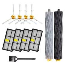 Roller Brush Filter for iRobot Roomba 800 900 Series 860 865 866 870 871 880 885 886 890 900 960 966 980 Robot Vacuum Cleaner