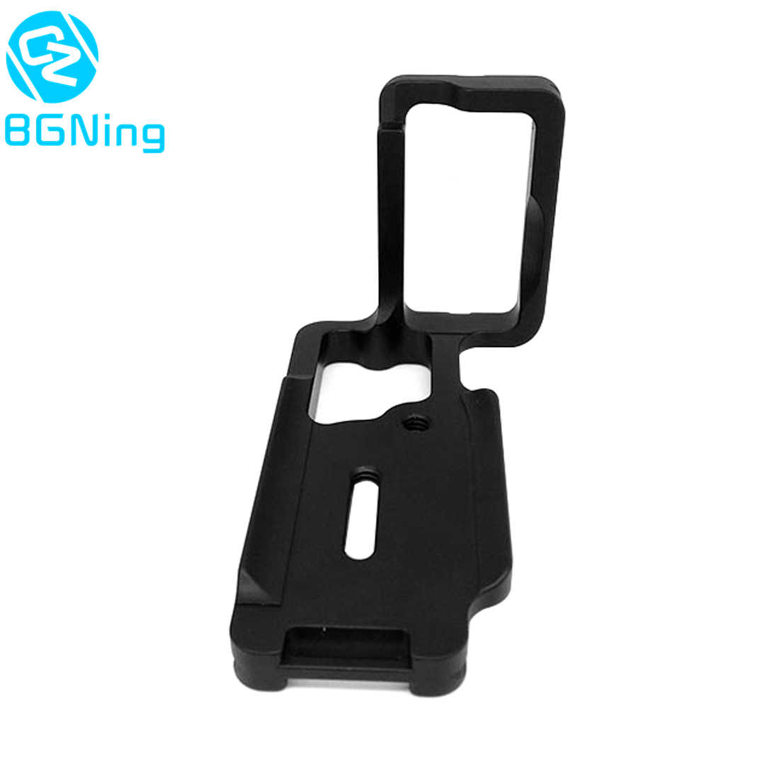 BGNing Vertical Quick Release L Plate for Canon 6D2 6dii 6d Mark II Camera Bracket Holder Mount Hand Grip Arca-swiss RRS Tripod