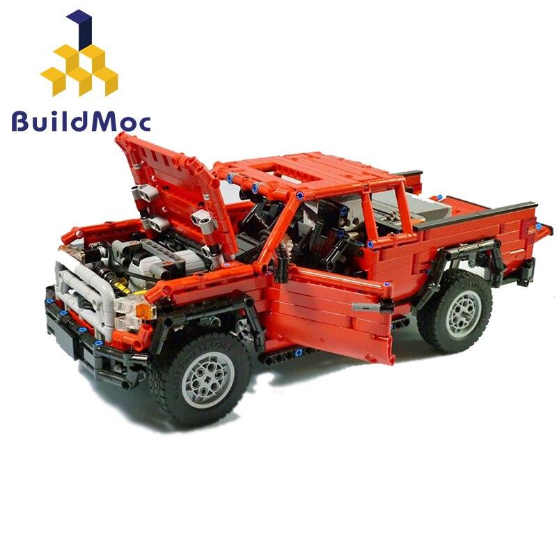 MOC-25520 lego Dacoma 4x4 Redux (4)
