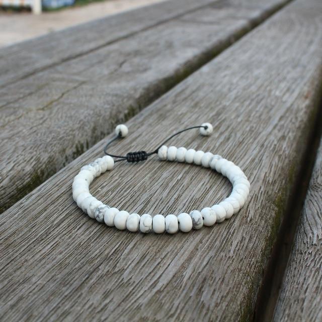 4*6mm Amazonite Bead Bracelet 4