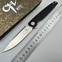 CH מתקפל סכין D2 להב CH3007 כיס סכינים טקטי פליפר G10 ידית קמפינג ציד הישרדות דיג פירות EDC יד כלים|סכינים|כלים -