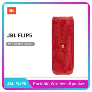 Image 1 - JBL Flip 5 Bluetooth Speaker Mini Portable IPX7 Waterproof Wireless Outdoor Stereo Bass Music USB Charging Multiple Support
