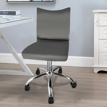 Office Chair Leather Desk Gaming Chair With Function Adjust Seat Height Adjustable ergonomic chair for household study hwcg3
