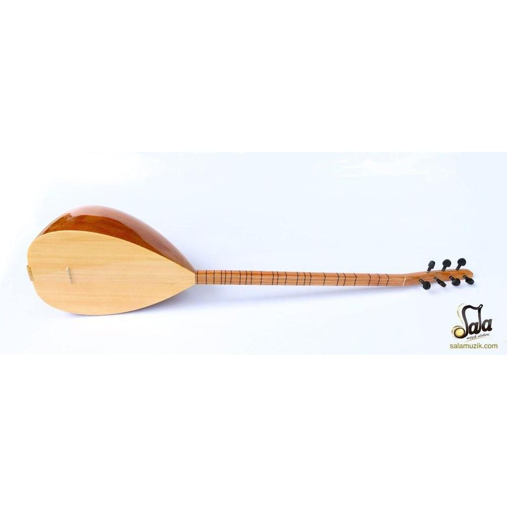 Turkish Quality Long Neck Baglama Saz CSL-109