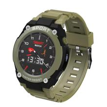 DT97 Outdoor GPS Positioning Sports Smartwatch IP67 waterproof TF Card Music Play Call Message Reminder Heart Rate Smart Watch