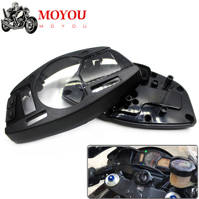 For Honda CBR 600 RR CBR600RR 2007-2012 2008 2009 2010 2011 Speedometer Odometer Instrument Housing Tachometer Gauges Case Cover