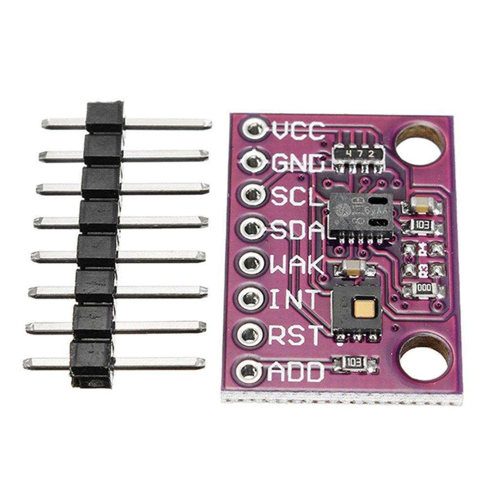 CCS811 HDC1080 Digital Temperature Humidity Sensor Low Consumption High Precision Carbon Dioxide CO2 Air Quality Sensor Module