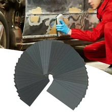 Well Made Sheets Of Sandpaper 1000/2000/3000/5000/7000 Grit 20 Sheets Kraft Paper New Parts