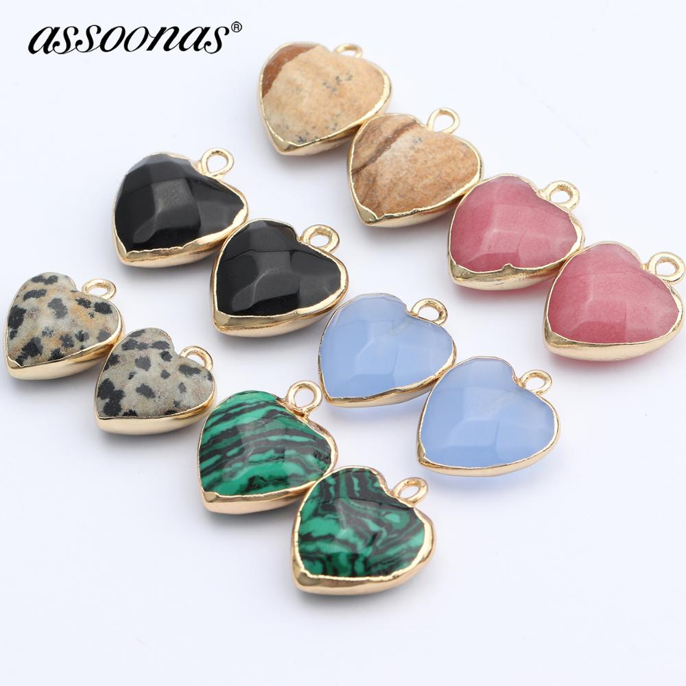 Assoonas M465,stone Earrings,jewelry Accessories,jewelry  Making,hand Made,charm,jewelry Findings,diy Earrings Pendant,6pcs/lot