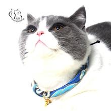 Pet-Cat-Collar Necklace Japanese-Style Pets Cats Suppliescat with Bell Cat-Toy Toy-Ball