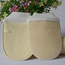 1 шт. растительное банное полотенце из Натуральной Конопли, массажное банное полотенце, сауна, массажные тертые сизальные банные перчатки, Товары для ванной