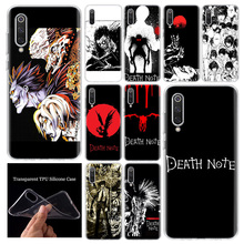 Чехол для телефона Death Note Killer, чехол для Xiaomi Redmi Note 9S 8T, 9, 8, 7, 6, 6A, 7A, 8A, 9A, 4X, K20, K30, S2 Pro, мягкий чехол на заказ