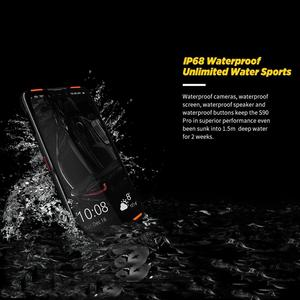 Image 3 - DOOGEE S90 برو IP68/IP69K هاتف محمول وعر الروبوت 9.0 الهاتف الذكي 6.18 FHD + عرض هيليو P70 الثماني النواة 6GB 128GB 16MP كاميرا