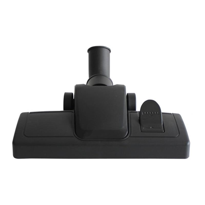 New Universal 35mm Inner Diameter Vacuum Cleaner Accessory Durable Brush Head Tool Replacement For Floor Carpet