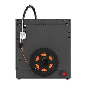 Image 2 - Livraison gratuite Flyingbear fantôme 5 plein cadre en métal haute précision bricolage 3d imprimante kit imprimante impresora plate forme en verre