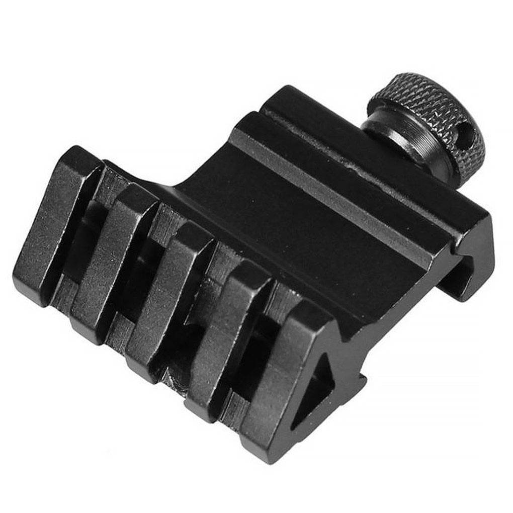 Quick Detach Scope Rail Base Quick Release Aluminum Alloy Sight Rail Mount Hunting Tool Accessory High Quality