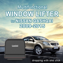 Car auto Window Lifting Closer for NISSAN QASHQAI 2009-2015 electronic safety device close /open windows by remote