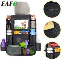 Convenient Car Seat Back Organizer Multi Pocket Storage Bag Box Case Car storage bag Tablet Holder Storage Organizer