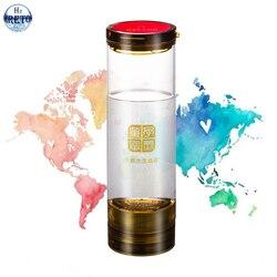 Hydrogen Generator/Maker DuPont SPE/PEM Electrolysis ORP Alkaline Rechargeable Pure H2 Water Bottle Ionizer Super Antioxidants