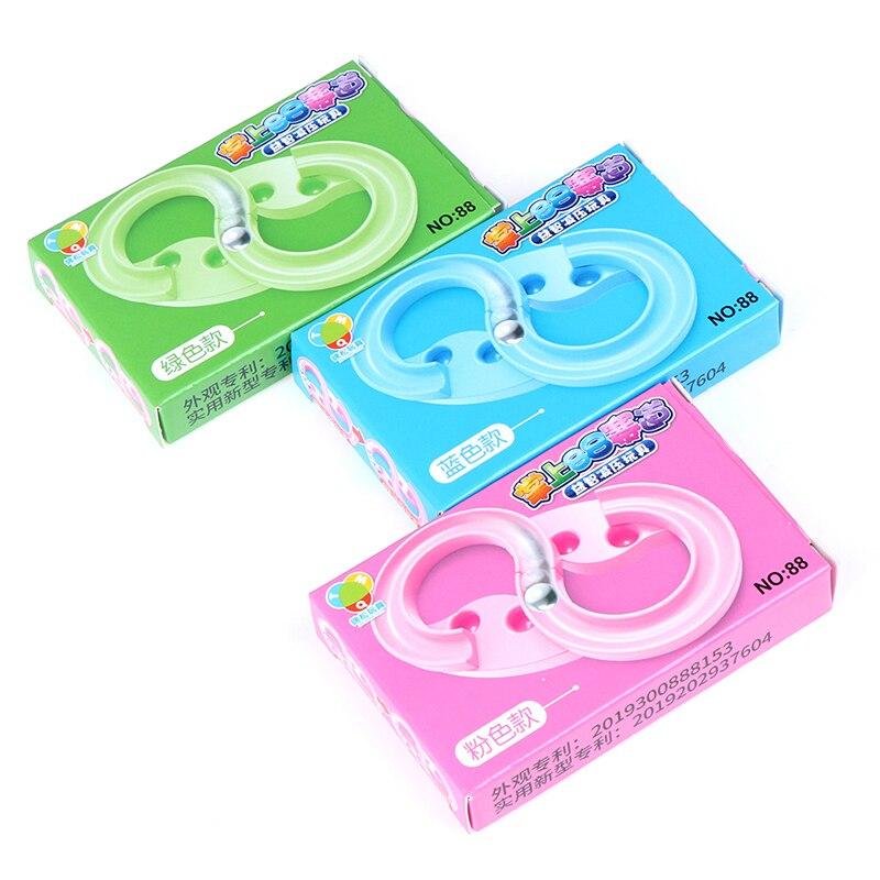 New Mini Children Kids 88 Shape Infinite Loop Track Attention Training Sensory Toys