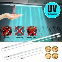 Hand Sweep Wave UV Sterilizer LED UVC Germicidal Light Disinfect Bacterial Lamp Tube Smart Sensor Disinfection Ultraviolet light недорого
